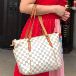 💎Authentic💎 LV Damier Azur Totally MM